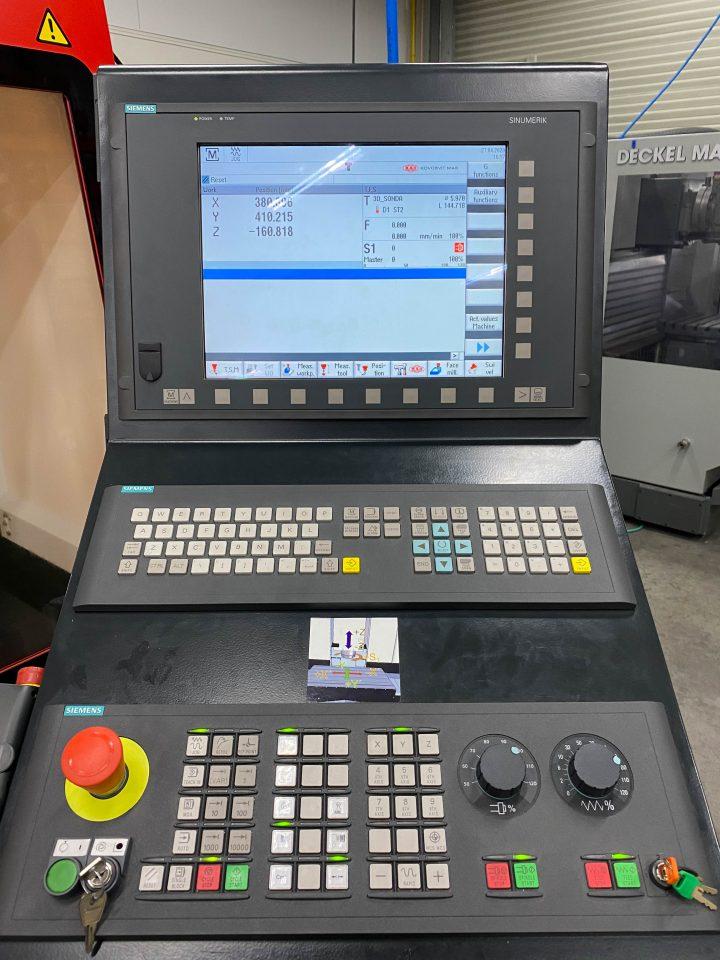 MAS MCV 750 SPEED